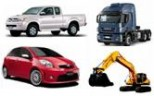 Cars Trucks  or Machinery